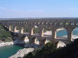 Acquedotto Pont du gard